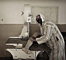 Leg Butcher by Reg  Lyons