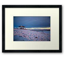 Lovely View - Utah Framed Print