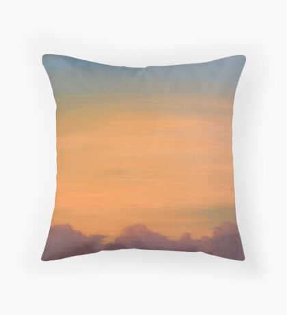 Two - donated to agencies responding to the Black Saturday bushfires Throw Pillow