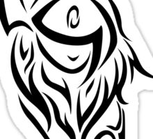 Tribal Absol Sticker