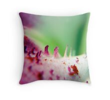 Lilium Throw Pillow