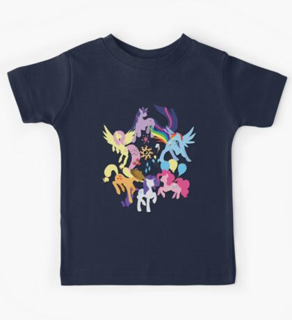 Circle of Friendship Kids Tee
