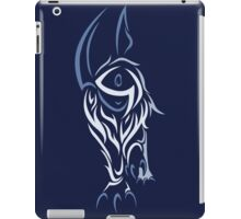 Tribal Absol Colored iPad Case/Skin