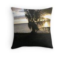 Breathtaking Fiji Throw Pillow