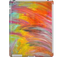 You Color My World iPad Case/Skin