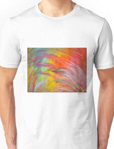 You Color My World Unisex T-Shirt