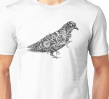 Roly The Steampunk Pigeon Unisex T-Shirt