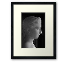 Of What May Be Framed Print