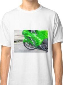 Green Cowling Classic T-Shirt