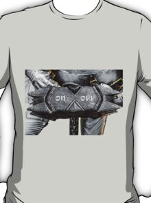Medieval knight - On Off T-Shirt