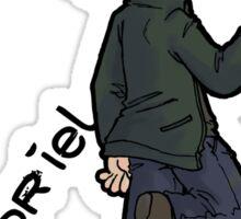 Gabriel - Angelic trickster  Sticker