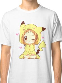 Pikachu Girl! ♥ Classic T-Shirt