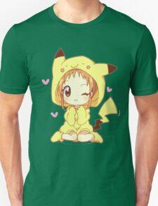 Pikachu Girl! ♥ Unisex T-Shirt