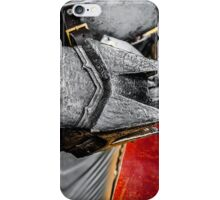 Medieval knight - Strike A Deal iPhone Case/Skin