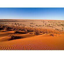 Desert Dunes Photographic Print