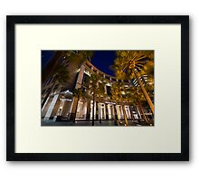 Chiefley Plaza Sydney NSW Framed Print