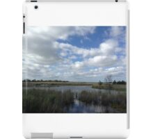 Tranquility of the Wetlands  iPad Case/Skin