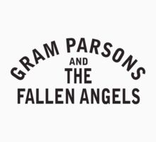 Gram Parsons – Fallen Angels by dreamtee