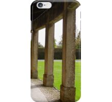 Columns and Curves iPhone Case/Skin
