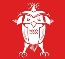 Tribal Owl... by jean-louis bouzou