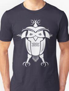Tribal Owl... Unisex T-Shirt