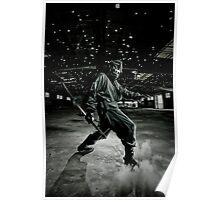 Ninja E Poster