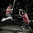 Urban Ninja B & E by hangingpixels