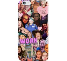Mamrie Hart collage iPhone Case/Skin