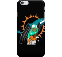 Miami Dolphins Beast  iPhone Case/Skin