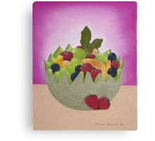 Fruits of Passion Canvas Print