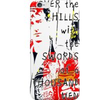 Over the Hills iPhone Case/Skin