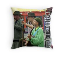 A PARCEL OF ROGUES !! Throw Pillow