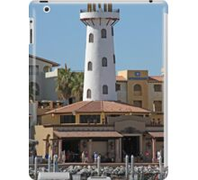 Marina Light iPad Case/Skin