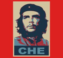 che guevara obama style Kids Clothes