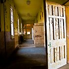 hellingly Asylum - The Corridor  by MidnightRunner