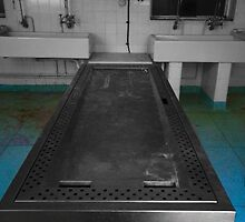 Atkinson Morley Morgue Slab by MidnightRunner