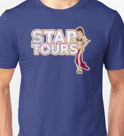 A Tour Around The Stars Unisex T-Shirt