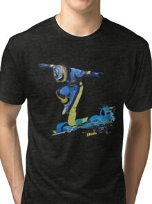 Fernando Alonso 2006 Celebration Tri-blend T-Shirt