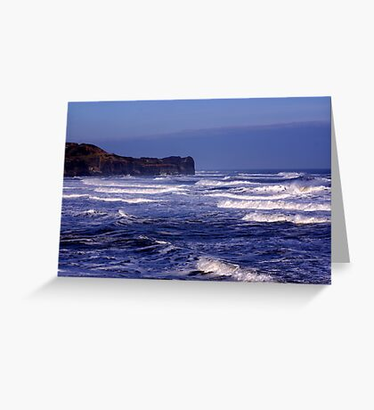 Into the Blue Yonder Greeting Card