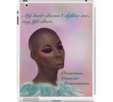 Ovarian Cancer Awareness iPad Case/Skin