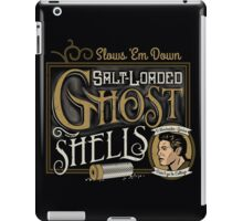 Salt-Loaded Ghost Shells iPad Case/Skin