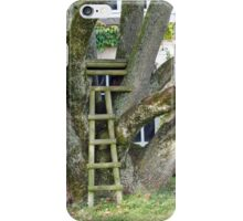 One Floor Up, Great Views iPhone Case/Skin