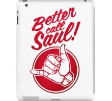 Better Call Saul iPad Case/Skin