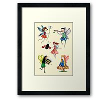 Fairies Framed Print