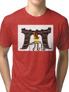 Pi 2015 LHC Tri-blend T-Shirt
