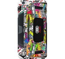 Car Sticker Bomb iPhone Case/Skin