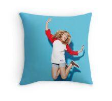 Grace Helbig Throw Pillow