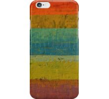 Red Line iPhone Case/Skin