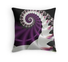 Spiral Passion Throw Pillow