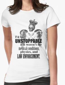 The Unstoppable Spoonie Pirate King T-Shirt